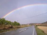 Regenbogen - Urheber: xacemi
