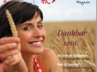 Reiki Magazin Cover Ausgabe 04 2014