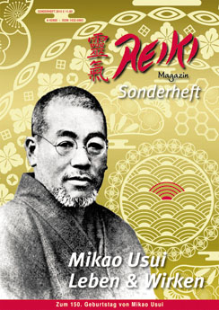 mikao usui sonderheft cover