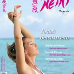 Reiki Magazin Cover 2/15
