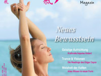 Reiki Magazin Cover 2/15