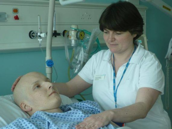 Reiki im University College Hospital London
