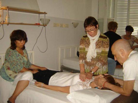 Reiki in einem Krankenhaus in Buenos Aires