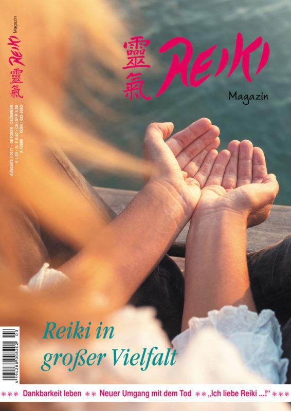 Cover Reiki Magazin 4-2017