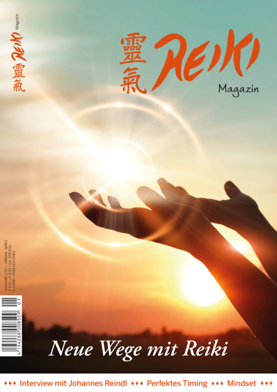 reiki magazin cover 2020 01