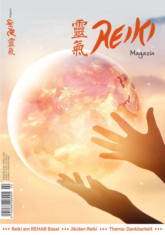 reiki magazin 2 2020 cover