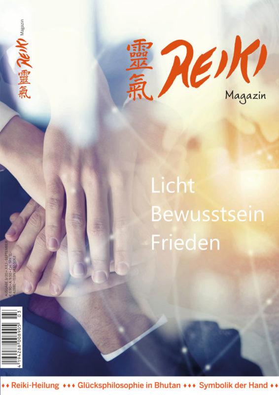 Reiki Magazin Cover 202003