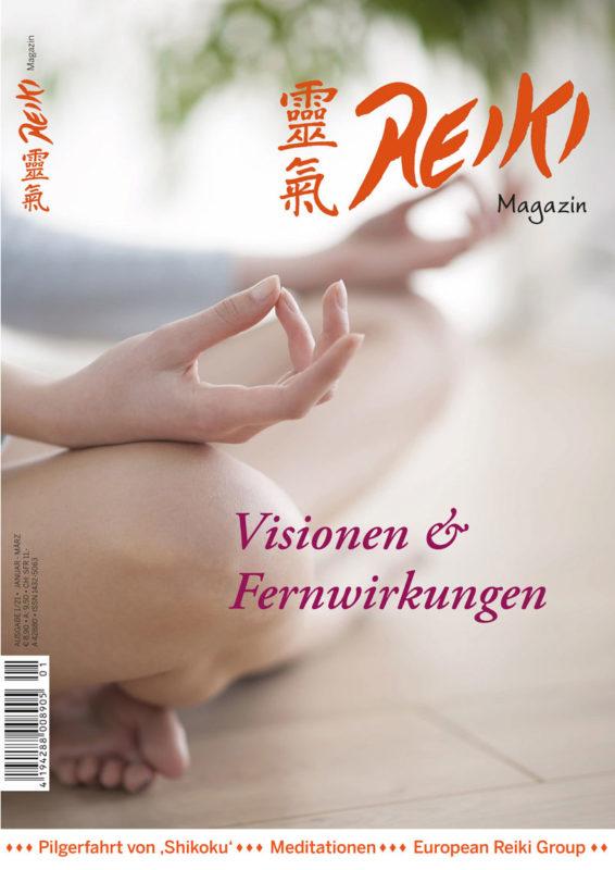 Reiki Magazin Cover 1 2021
