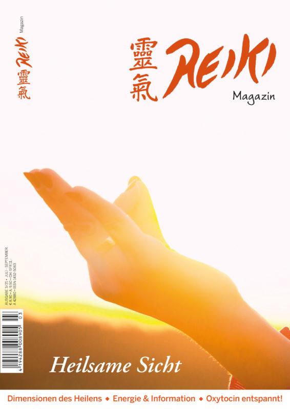 reiki magazin cover 3/2021