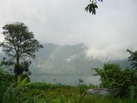 Regenbogen auf Bali