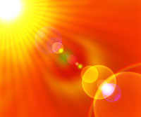 Reiki Photonen Licht
