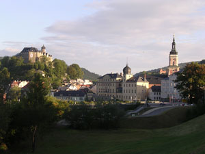 Greiz Altstadt