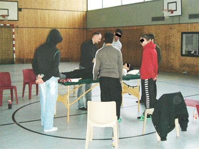 Reiki im Jugendstrafvollzug