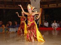 Gamelan und Tanz