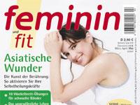feminin fit asiatisches wunder