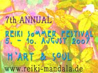 Reiki Heart Soul Festival