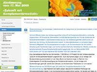 Volksentscheid für die Komplementärmedizin in der Schweiz